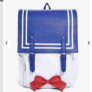 Sailor Moon Sailor Suit Fold-Over Backpack